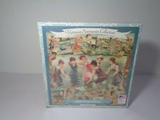 BATHING BEAUTIES VICTORIAN SENTIMENTS COLLECTION New Jigsaw Puzzle 750 Pieces