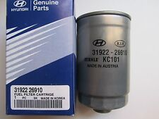 3192226910 FILTRO COMBUSTIBLE DIESEL ORIGINAL HYUNDAI-KIA FUEL FILTER GENUINE