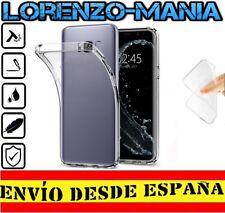 "Funda Gel Tpu posterior para Samsung Galaxy S8 ""5.8"" Carcasa Transparente"