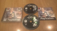 Sony PLAYSTATION 1 PS1 PAL Parasite Eve II superba copia testato funziona GRATIS UK P & P