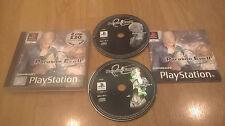 SONY PLAYSTATION 1 PS1 PAL Parasite Eve II superbe copie testé works UK Gratuit p&p