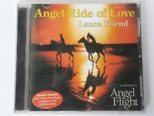 LANCE FRIEND - ANGEL RIDE OF LOVE - Rare OZ CD