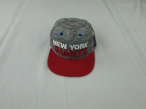 New York Giants G-III Youth Snap-back