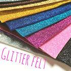 GLITTER FELT - High Quality - 35 colours available
