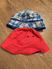 Boys Summer Hats Age 3-6  Kids Bucket Hats Retro Mod