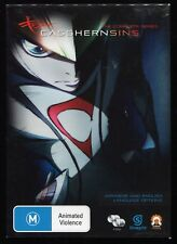 Casshern Sins Box Set Complete (DVD) Anime  R4