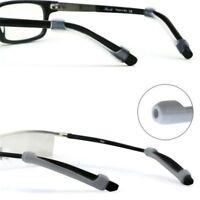 5 Pairs Grip Tip Silicone Ear Hooks Eyeglasses Leg Anti Slip Glasses  Holder