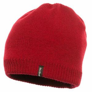 Dexshell Unisex Waterproof Windproof Beanie Hat Solo Cap Micro Fleece Liner