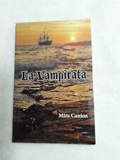 La Vampirata by Canion, Mira Spanish Paperback