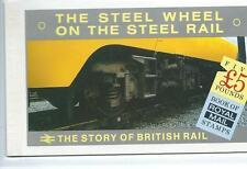 GB - PRESTIGE STAMP BOOKLETS - 1986 - DX7 - BRITISH RAIL