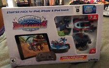 Skylanders SuperChargers Package for Apple Pod Phone Pad NEW