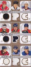 08-09 OPC Tomas Vokoun Stephen Weiss Horton Jersey OPeeChee Materials 2008