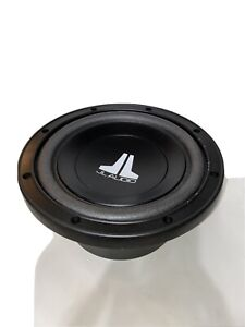 ONE NEW JL AUDIO jl audio 8w3v2 woofer ONE EACH New Without Box