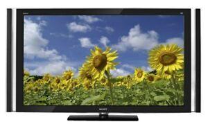 "120 hz Sony Kdl-46xbr8 46"" LCD 1080p TV"