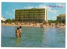 hotel aya  playa de palma   mallorca          a.f
