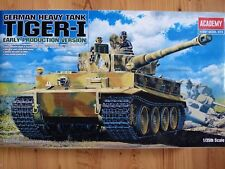 ACADEMY 1:35 KIT CARRO ARMATO GERMAN HEAVY TANK TIGER-I ART. 13239