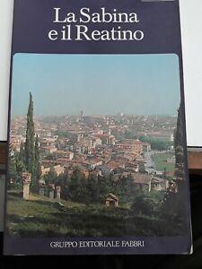 La Sabina e il Reatino viaggio in Italia Fabbri 1983