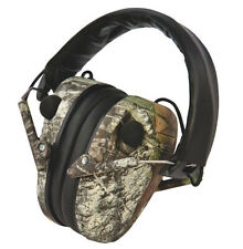 Frankford Arsenal E-Max Low Profile Hearing Protection Mossy Oak 487200