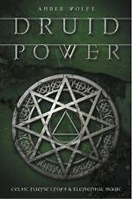 Druid Power Book ~ Wiccan Pagan Witchcraft Supply