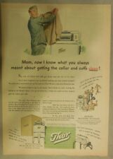 Thor Appliances Ad: Thor Automatic Washer from 1944