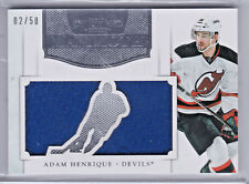 2011-12 ADAM HENRIQUE DOMINION MAMMOTH JERSEY RC! #/50! ANAHEIM DUCKS!
