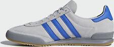 Adidas Originals Mens Jeans Fashion Trainers Grey Blue BNIBWT Sizes UK 7 -12