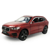 1/32 XC60 2019 Off-road SUV Model Car Diecast Gift Toy Red Pull Back Kids