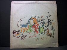 CROSBY, STILLS, NASH & YOUNG -So Far LP SD - 19119