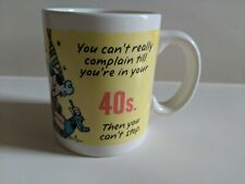 Maxine Coffee Mug 40s Hallmark Euc