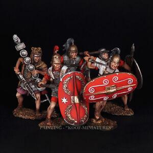 Tin Soldier, Set of Roman legionaries of the Republic period, 54 mm