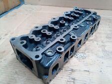 Bare Isuzu C240 Cylinder Head. fork lifts and truck , big warranty