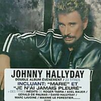 La Vie A La Mort - Johnny Hallyday (2003, CD NEUF)