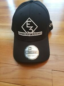 E3 RANCH HAT BLACK NEW ERA LARGE/EXTRA LARGE L/XL LUKE BRYAN BUCK COMMANDER