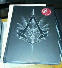 ASSASSINS CREED SYNDICATE COLLECTORS EDITION STRATEGY GUIDE ART BOOK NEW + DLC