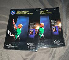 HP Photo Paper Glossy 5x7 120 Sheets Bundle