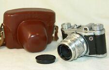 rare camera Eho-Altissa: ALTIX IV (export),Carl Zeiss Jena TESSAR 2,8/50mm.Lens