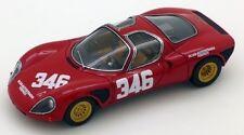 Alfa Romeo 33 Stradale #346 Bologna Passo Della Radicosa Hillclimb 1968 1:43