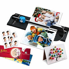 A4 Precision Rotary Paper Card Trimmer Guillotine Photo Cutter Ruler Wedding Art