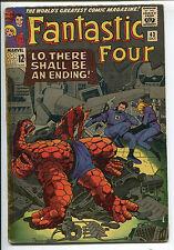 Fantastic Four #43 - Frightful 4! - 1965 (Grade 3.0)
