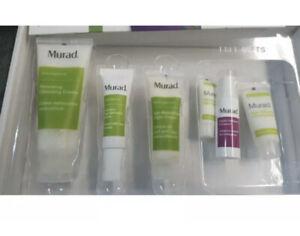 Murad Resurgence Starter Kit, 6 Count New