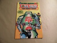 Judge Dredd The Early Cases #5 FN 1986 Stock Image