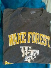 Wake Forest University 3x TShirt (100% goes to charity)