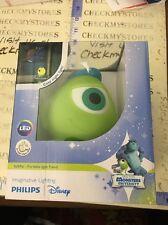 New Philips Disney Pixar SoftPal Mike Table Lamp LED