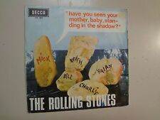 ROLLING STONES:Have You Seen Your Mother Baby Standing In The Shadow?-Spain PSL