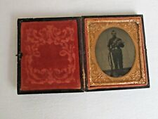 Collection of Photo's, Medals, Documents of Union Soldier John W. Hill Indiana