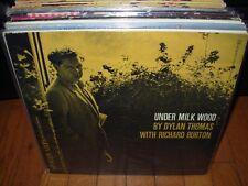 DYLAN THOMAS / RICHARD BURTON under milk wood ( spoken ) 2lp