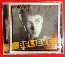 JUSTIN BIEBER - BELIEVE - CD POLISH EDITION