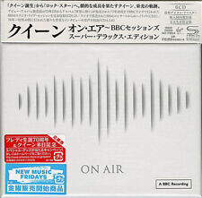 QUEEN - ON AIR ; rare deleted Japan-only 6 x Super-High Material CD Box ; New &
