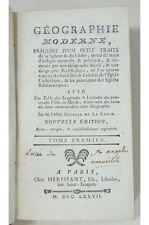 Nicolle de la Croix - Géographie Moderne, sacrée, Ecclésiastique, Traité de la S