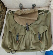 More details for ww2 original german army backpack